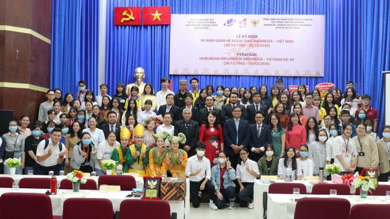 Thúc đẩy hợp tác đào tạo Việt Nam- Indonesia