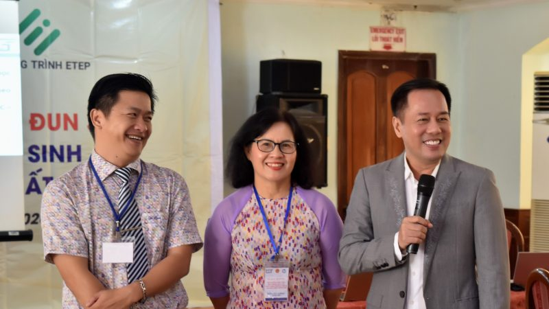 GS.TS Huỳnh Văn Sơn đã chính thức trở thành Hiệu trưởng trường Đại học Sư phạm TPHCM