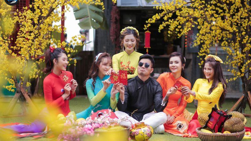 Alibaba là Phim trường đầu tiên dựng cảnh Tết mừng Xuân Tân Sửu 2021