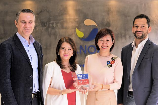 """Sanofi Việt Nam – giữ vững danh hiệu """"Doanh nghiệp Thực hành Tốt Phát triển Nhân sự 2021"""""""