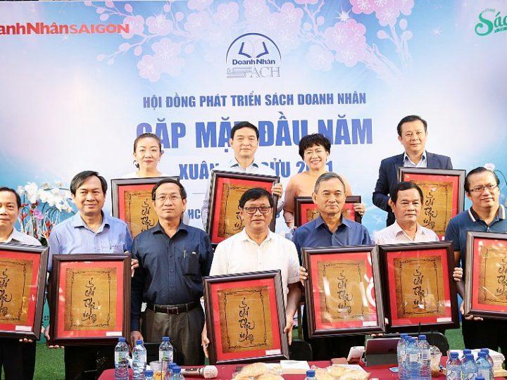 Đầu năm Tân Sửu, Hội đồng Phát triển Sách Doanh nhân tổ chức nhiều hoạt động ý nghĩa