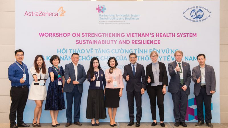 Tính bền vững và khả năng chống chịu của hệ thống y tế Việt Nam
