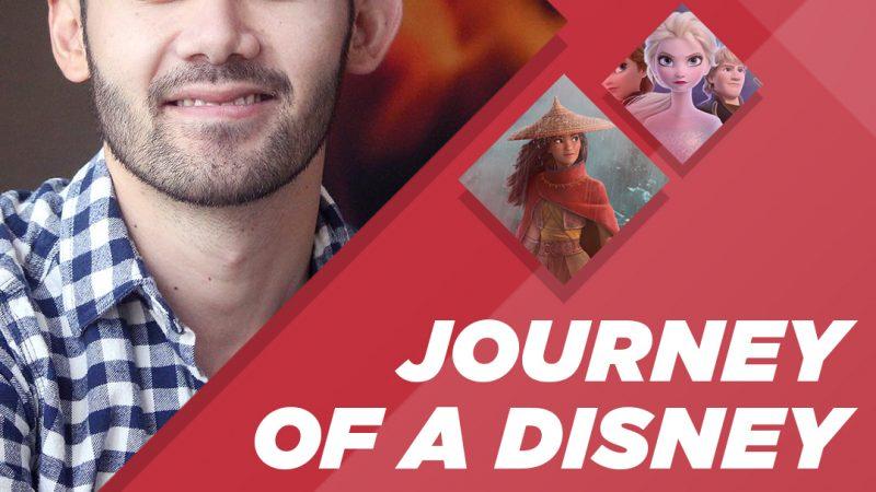 Mời tham gia BEHIND THE PIXELS: Journey of a Disney Animator với diễn giả khách mời là anh Benson Shum