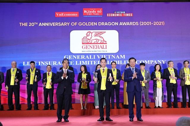 Chỉ số đo lường mức độ hài lòng toàn phần của khách hàng dành cho Generali Việt Nam cao nhất ngành bảo hiểm