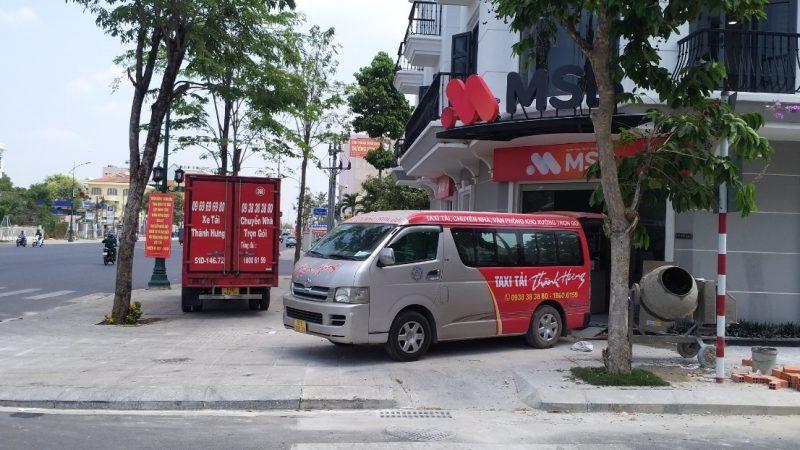 Chuyển nhà, văn phòng Thành Hưng chính hãng!