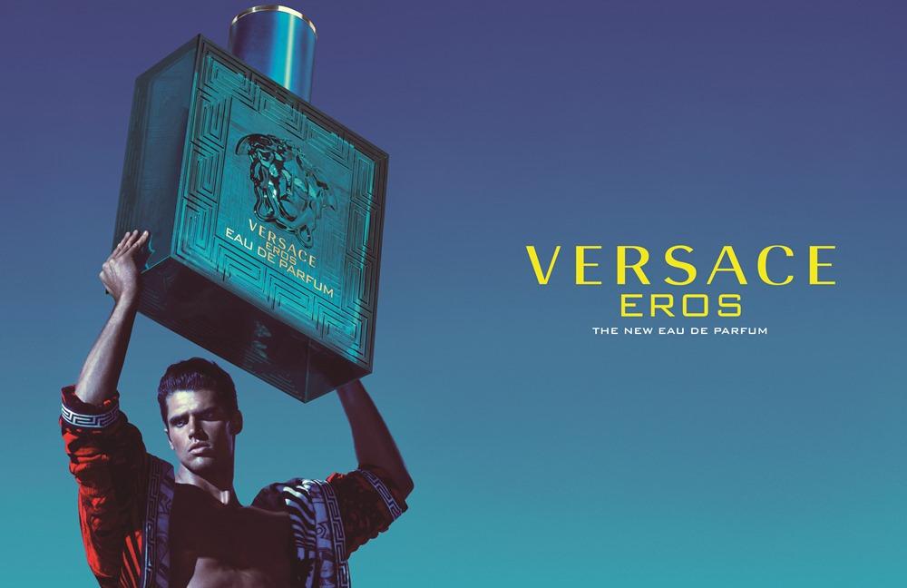 Versace Eros EDP – Sự trở lại của vị thần tình yêu Hy Lạp